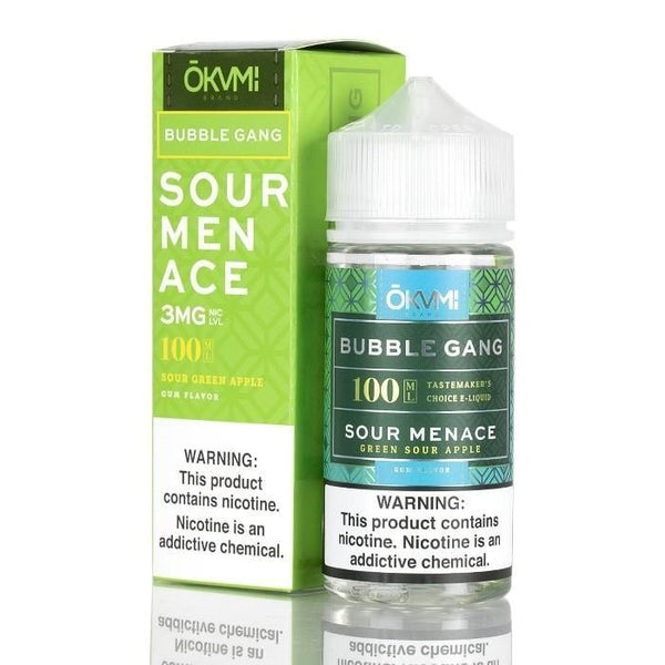 Bubble Gang - Sour Menace 100ml - Downtown Vapoury