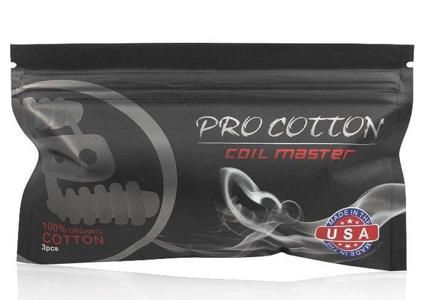 COIL MASTER PRO COTTON - Downtown Vapoury