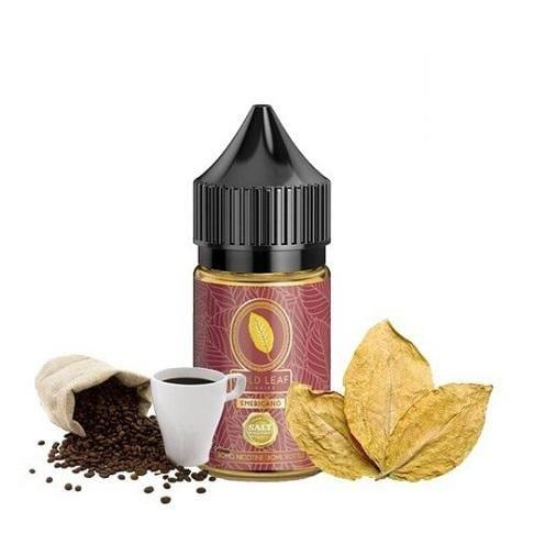 Gold Leaf Salts Emericano 30ml
