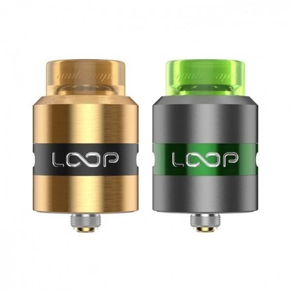 GeekVape Loop Bottom Airflow BF RDA - Downtown Vapoury