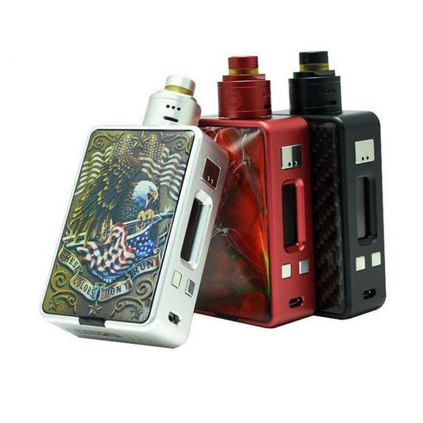 Hcigar VT Inbox Squonker Kit with Maze V1.1 RDA