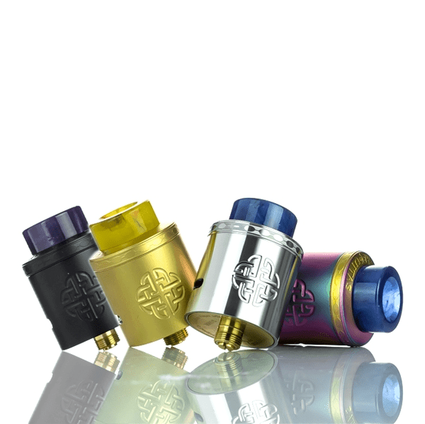 Hellvape X AmbitionZ VapeR Aequitas 24mm RDA - Downtown Vapoury