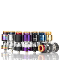 HellVape Hell Beast 24mm Hybrid Sub-Ohm Tank - Downtown Vapoury