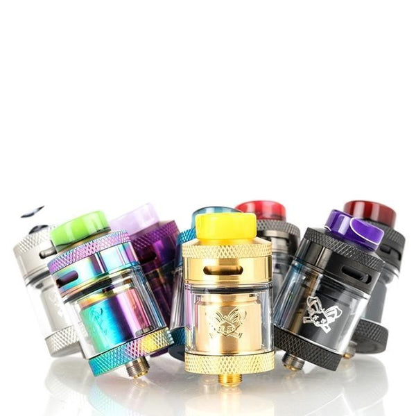 HellVape Dead Rabbit 25mm RTA - Downtown Vapoury