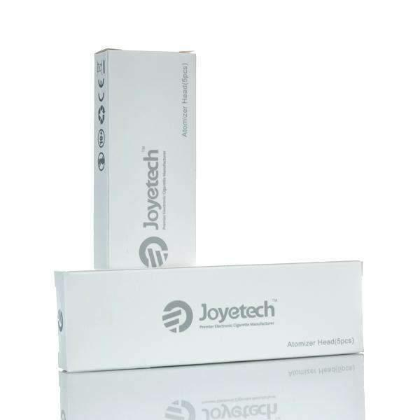 Joyetech Exceed D19 Sub-Ohm Tank Replacement Coils - Downtown Vapoury