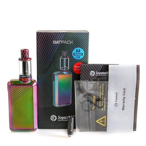 Joyetech Batpack Starter Kit (Batteries Included) - Downtown Vapoury