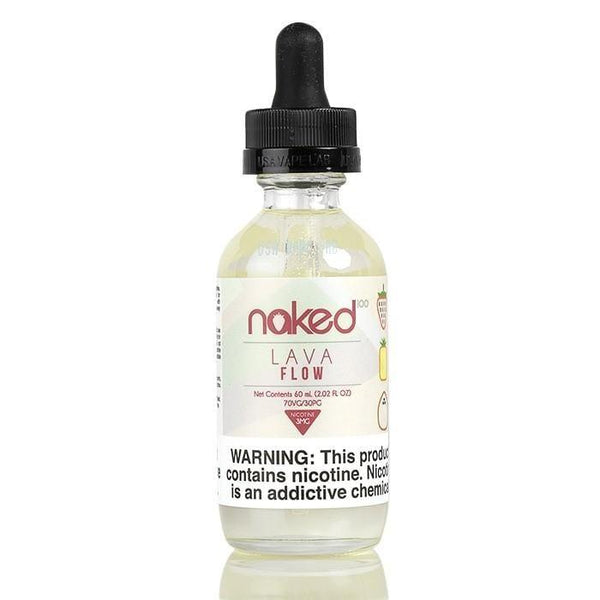 LAVA FLOW - NAKED 100 - 60ML - Downtown Vapoury