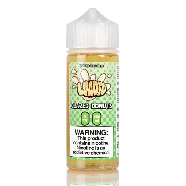 Glazed Donuts - Loaded E-Liquid 120ml