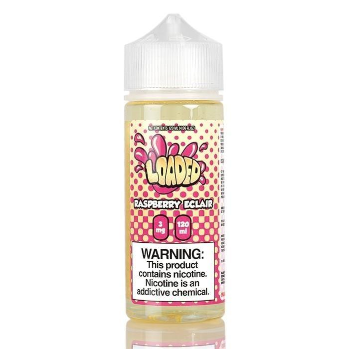 Raspberry Eclair - Loaded E-Liquid 120ml - Downtown Vapoury