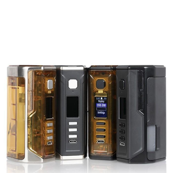 Lost Vape Drone BF Squonker DNA250C TC Box Mod - Downtown Vapoury