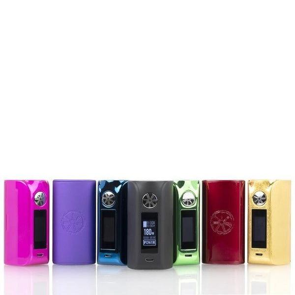 asMODus Minikin 2 180W Touch Screen Box Mod - Downtown Vapoury