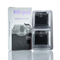 Mi-Pod replacement cartridge - Downtown Vapoury