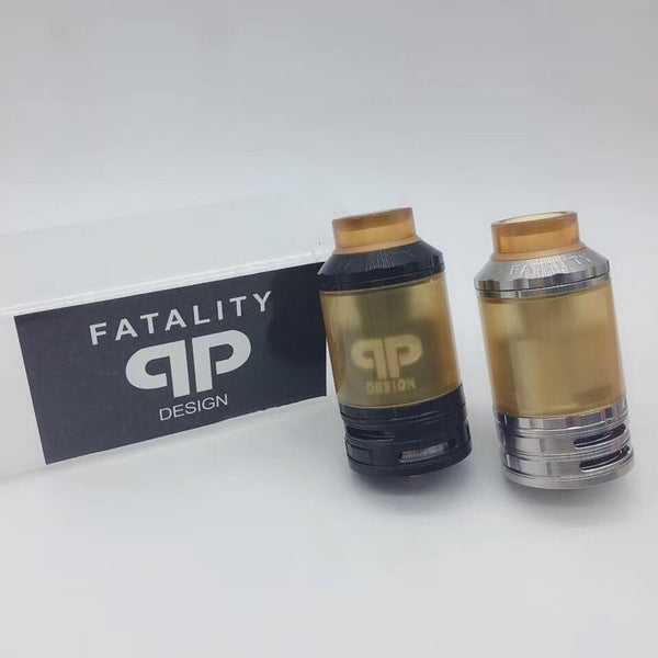 Fatality 316SS 28mm RTA Styled 1:1 Clone
