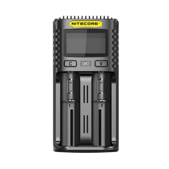 NITECORE UM2 INTELLIGENT USB DUAL-SLOT CHARGER - Downtown Vapoury