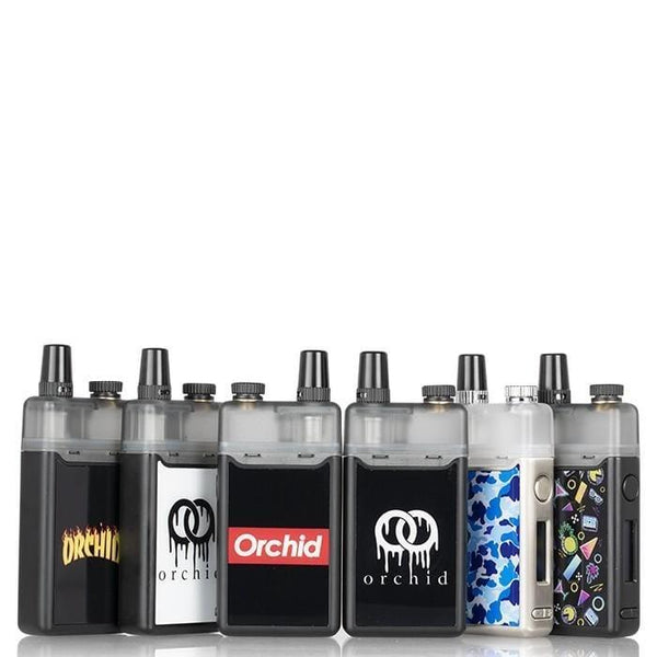Orchid Vape x Squid Industries Orchid 30W Pod System - Downtown Vapoury
