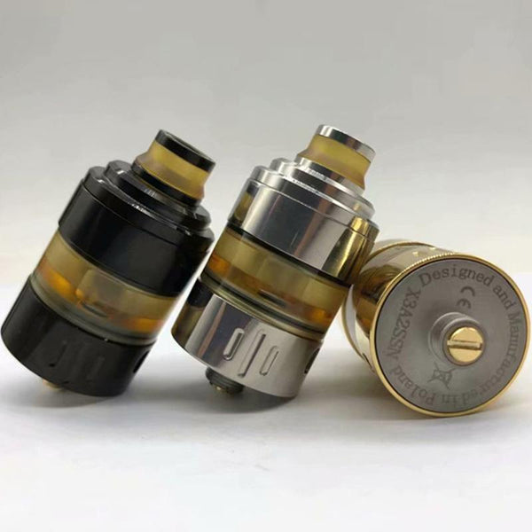 Hussar Project X 22mm RTA Styled 1:1 Clone - Downtown Vapoury