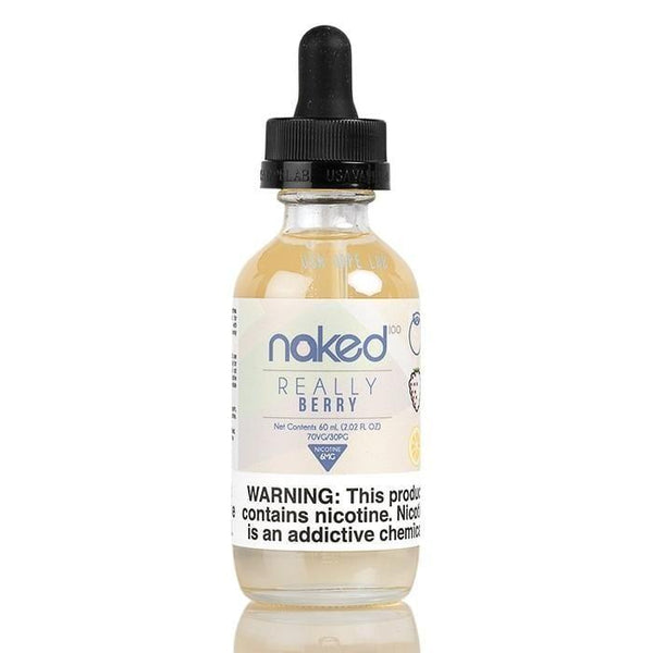 REALLY BERRY - NAKED 100 - 60ML - Downtown Vapoury