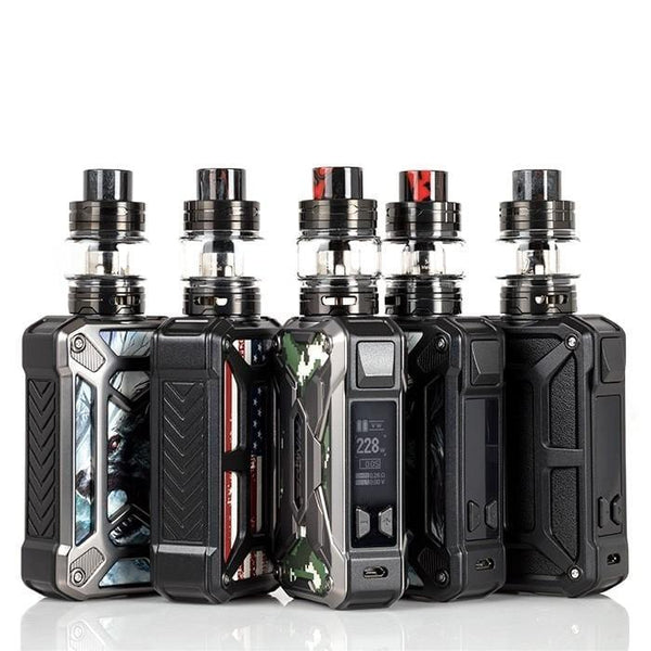 Rincoe Mechman 228W Starter Kit - Downtown Vapoury