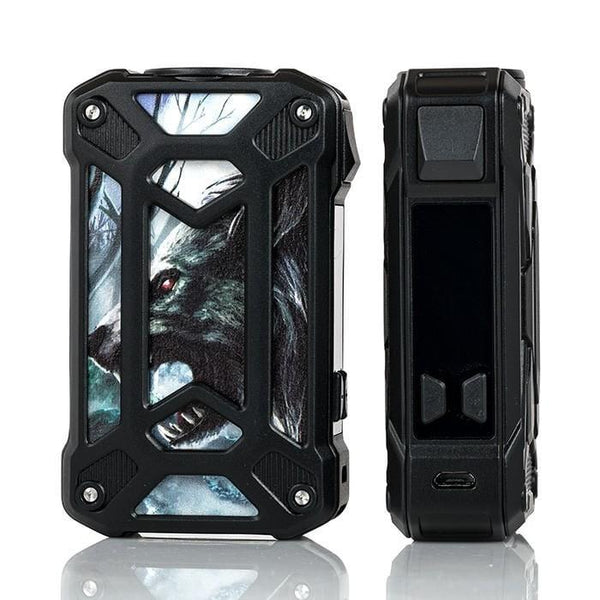 Rincoe Mechman 228W TC Box Mod - Downtown Vapoury