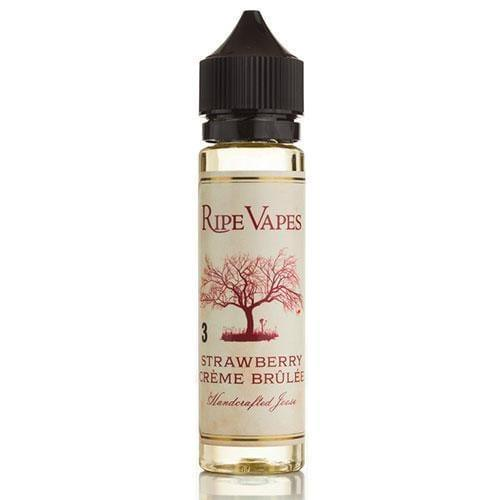 Strawberry Crème Brulée By Ripe Vapes 60ml - Downtown Vapoury