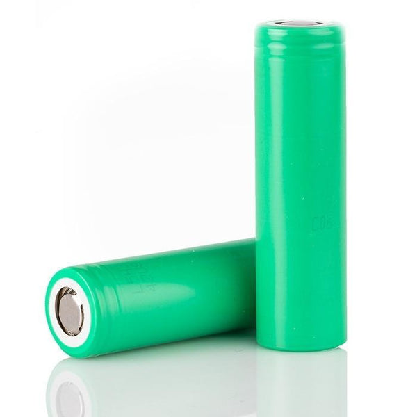 Samsung 18650 25R 2500mAh 20A battery - Downtown Vapoury