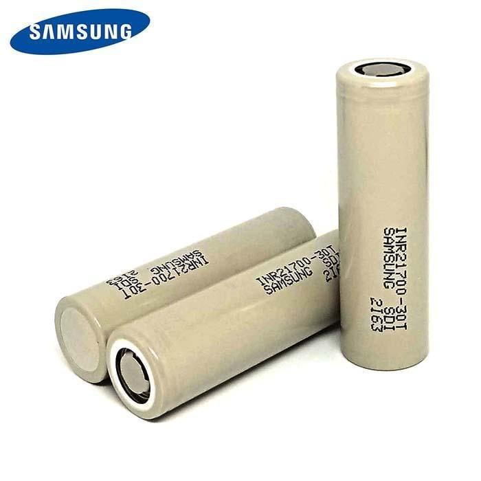 Samsung 30T 21700 3000mAh 35A Battery - Downtown Vapoury
