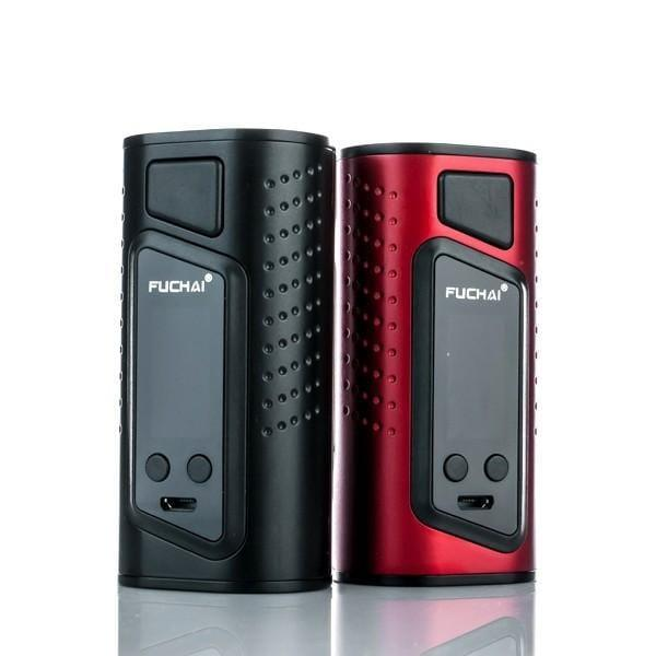 Sigelei Fuchai Duo-3 Dual / Triple Battery Temperature Control Box Mod - Downtown Vapoury