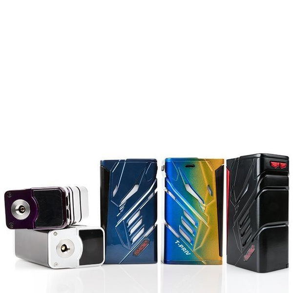 SMOK T-PRIV 220W TC Box Mod - Downtown Vapoury