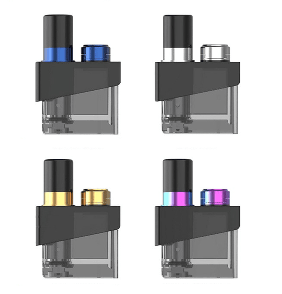 SMOK TRINITY ALPHA REPLACEMENT PODS - Downtown Vapoury