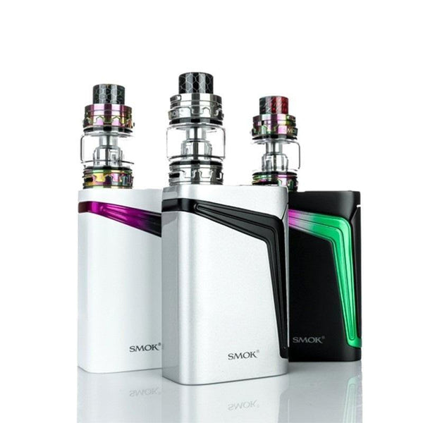SMOK V-Fin with TFV12 Big Baby Prince Sub-Ohm Tank Starter Kit - Downtown Vapoury