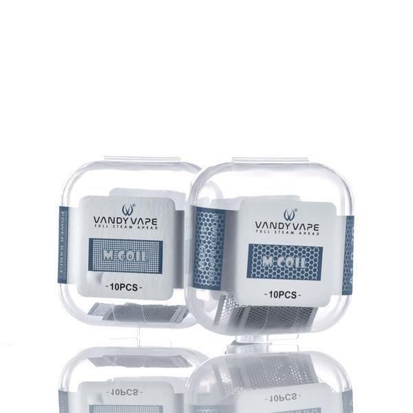 Vandy Vape Replacement M Coils for Kylin M RTA - Pack of 10