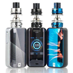 Vaporesso LUXE 220W TC Starter Kit - Downtown Vapoury