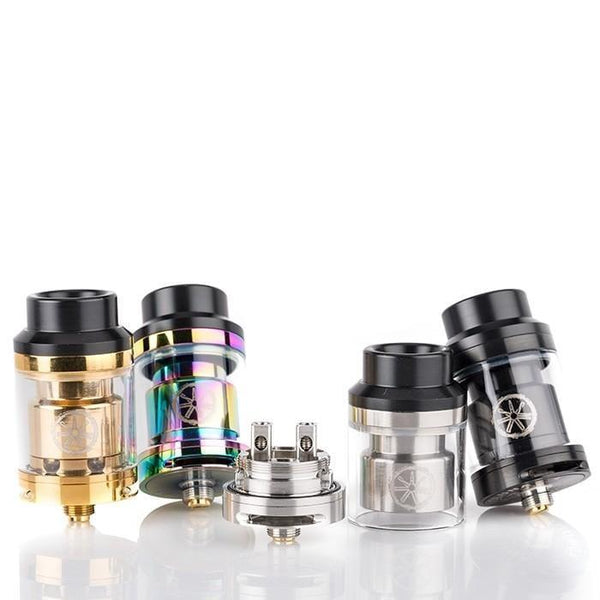 Asmodus Voluna 25mm RTA - Downtown Vapoury