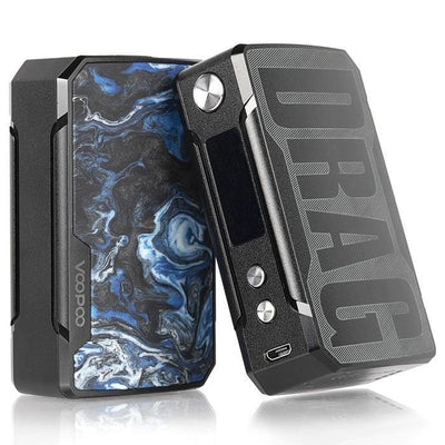 Voopoo Drag Mini  117W TC Box Mod - Downtown Vapoury