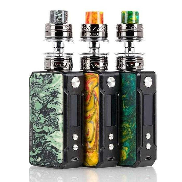 VOOPOO DRAG 2 Mini 117W TC Starter Kit - Downtown Vapoury
