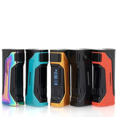 Wismec CB-80 TC Box Mod - Downtown Vapoury