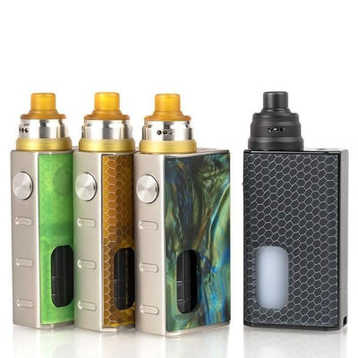 Wismec Luxotic BF 100W Starter Kit - Downtown Vapoury