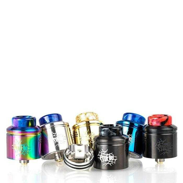 Wotofo - Profile 24mm Mesh RDA - Downtown Vapoury