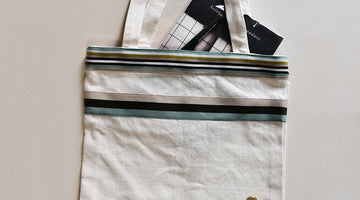 Tote bag in 3 ways
