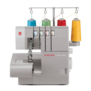 SINGER® Heavy Duty™ 14HD854 overlocker. 勝家® Heavy Duty™ 14HD854 鈒骨機