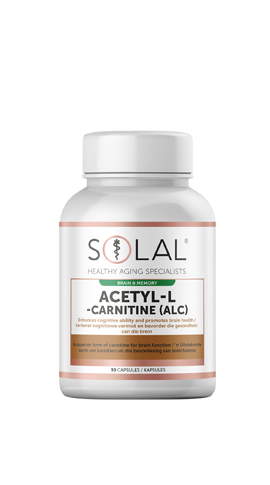Solal Acetyl-L-Carnitine (ALC)