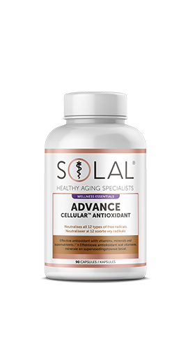 Solal Advanced Cellular™ Anti-Aging Antioxidant