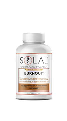 Solal Burnout™ (For exhaustion and adrenal support)