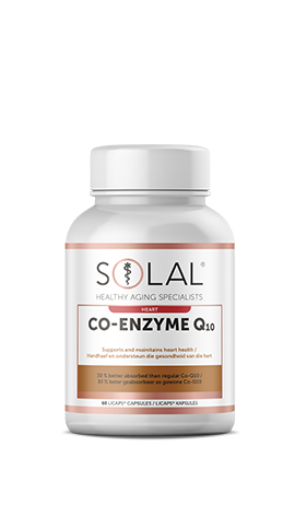 Solal Co-Enzyme Q10 (Co-Q10)