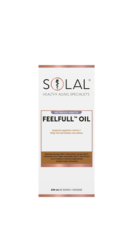 Solal FeelFull™ Oil (With PinnoThin®)