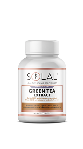 Solal Green Tea Extract (95% polyphenols; 45% EGCG)