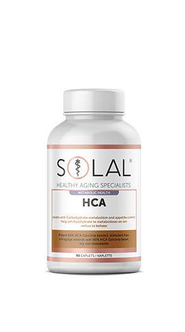 Solal HCA Appetite Control (Hydroxycitric acid with chromium)