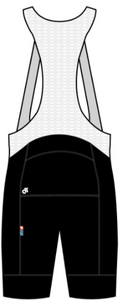 Black APEX Bib Shorts