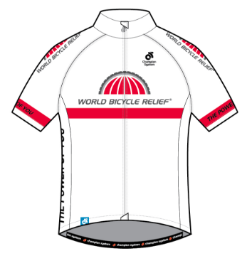 World Bicycle Relief Jersey - White Edition