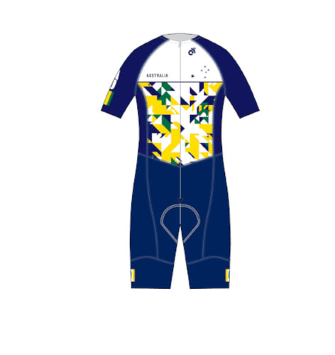 Design C - Australia World Championship 2-in-1 Skinsuit